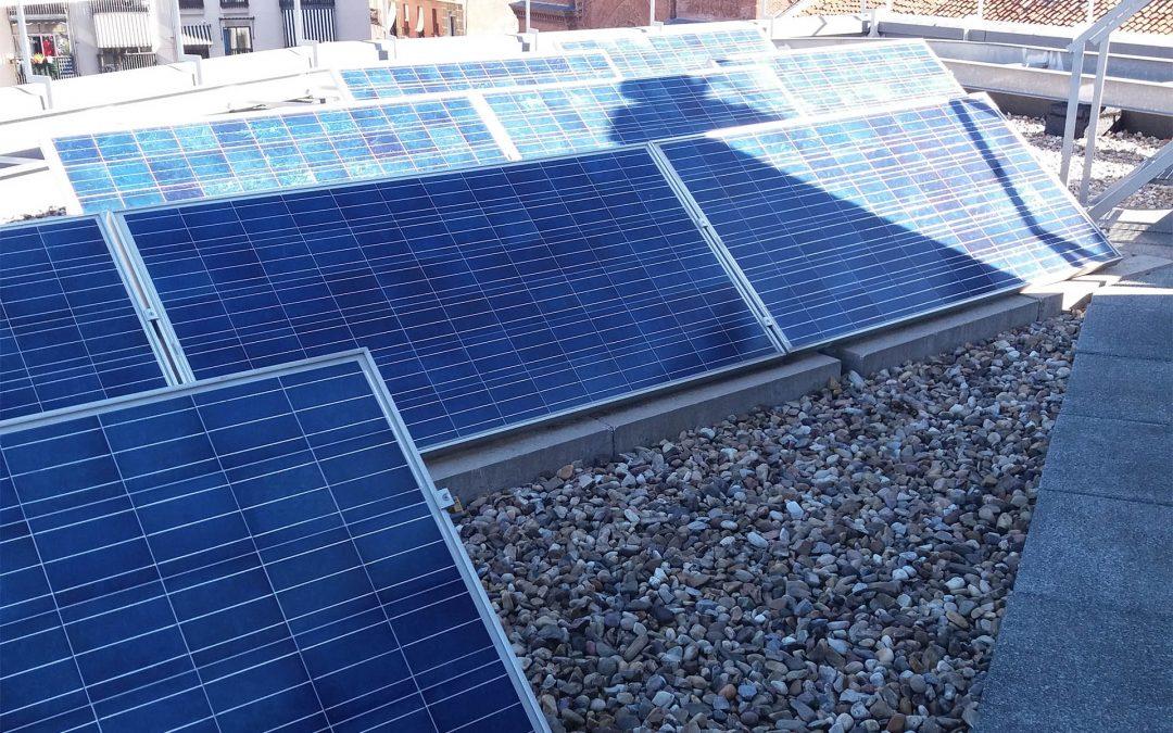 El Ministerio de Agricultura, Pesca y Alimentación adjudica a Sainsol la reinstalación del sistema fotovoltaico de autoconsumo en su sede de Gran Vía de San Francisco (Madrid)